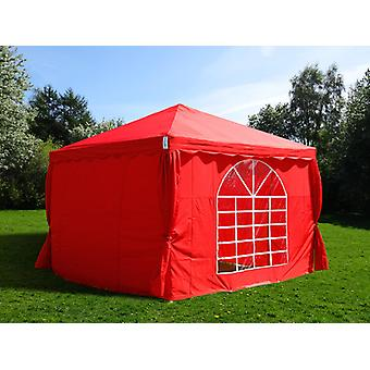 Partytent UNICO 3x3m, Rood