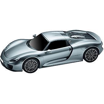XQ RC 1:18 2015 Porsche 918 kauko-ohjain auto