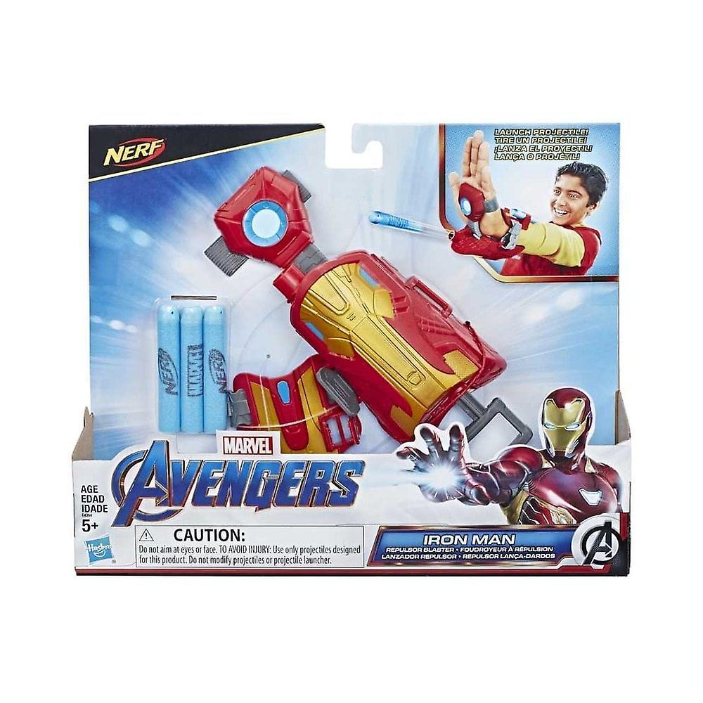 Marvel Avengers Iron Man Endgame Repulsor rollspel