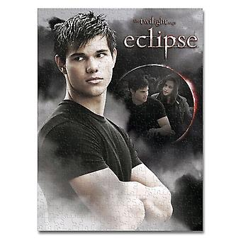 Twilight Saga Eclipse Jigsaw Puzzle (Jacob & Bella In Moon)