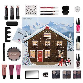 Technic Christmas Ski Chalet Advent Calendar