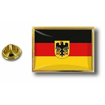 Pine PineS Badge Pin-apos;s Metal Pince Papillon Flag Alemania águila alemana