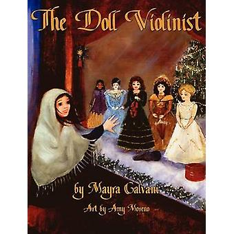 The Doll Violinist by Calvani & Mayra