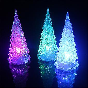 Vianočné dekorácie osvetlenie LED-vianočný stromček