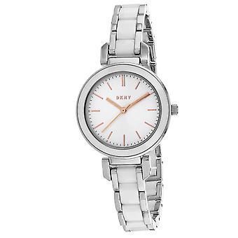 DKNY Women's Minetta White Dial Watch - NY2588