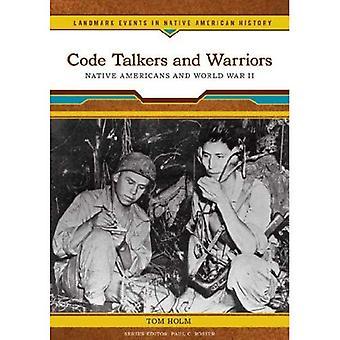 Code oplæsere og krigere: indfødte amerikanere og anden verdenskrig