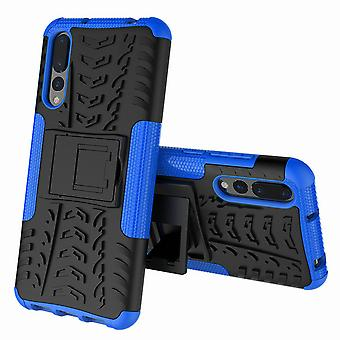 Hybrid case 2 piece SWL outdoor blue for Huawei honor 8 X Pouch Pocket sleeve cover protection