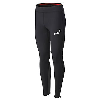 Inov8 Race Elite Hombres Stretchy Breathable Running Tights Negro