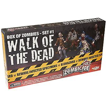 Zombicide Expansion: Box of Zombies - Set 1 Walk of The Dead