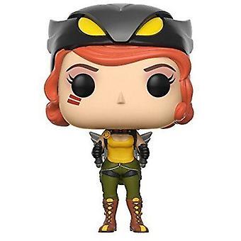 Funko Heroes Hawkgirl Bombshell POP! Vinyl Toy