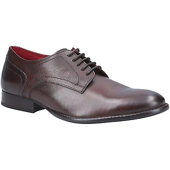 Base Londres Ford Derby Grain Shoe Brown
