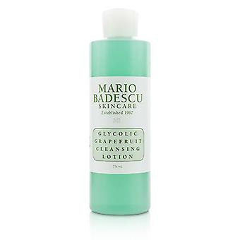 Mario Badescu Glycolic Grapefruit Cleansing Lotion - For Combination/ Oily Skin Types - 236ml/8oz