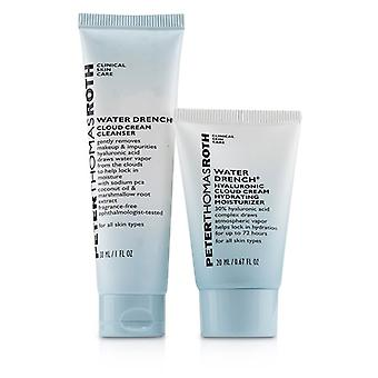 Peter Thomas Roth hyaluronic Happy Hour set 2 piese: 1X cleanser 30ml + 1X cremă hidratantă 20ml-2buc