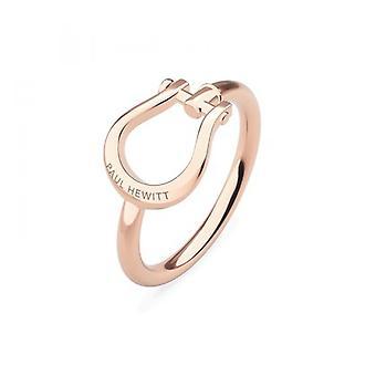 Paul Hewitt pH-FR-SHL-R ring-boeien staal dor Rose vrouwen