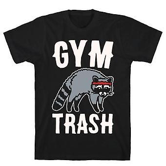 Gym trash t-shirt
