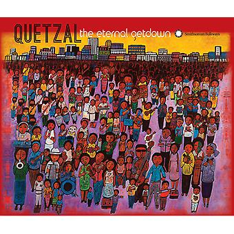 Quetzal - evig Getdown [DVD] USA importere