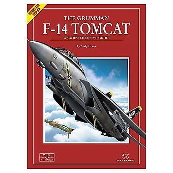 Book-Aircraft & mallit mallintajat datafile 35 The Grumman F-14 Tomcat BOOK