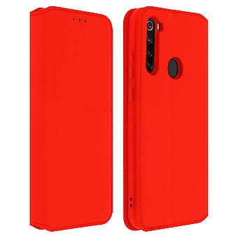 Classic Edition stand case with card slot for Xiaomi Redmi Note 8 / Note 8T Red