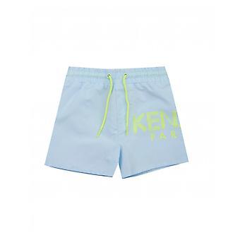 Kenzo Kids Logo Swim Shorts