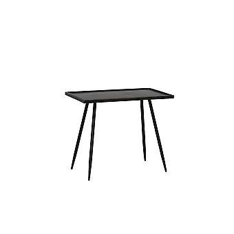 Light & Living Side Table 60x35x50.5cm Envira Zinc