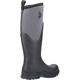 Muck Boots Mb Arctic Sport Ii Tall Wellington Zwart / Grijs