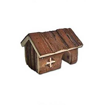 Nayeco Wooden toy house for Hamsters