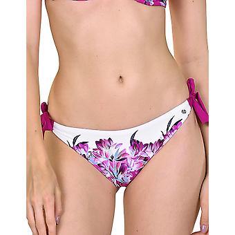 Lisca 41438 Women's Egina Floral Bikini Bottom