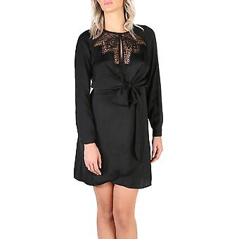 Guess Original Women All Year Dress - Black Color 56992