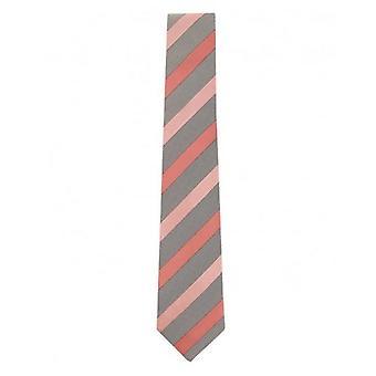 Paul Smith Mainline zmiešané prúžok diagonálne kravatu