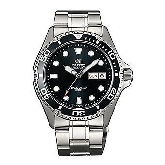 Richten Sie automatische Uhr Analogueico Frau mit Edelstahl Armband FAA02004B9