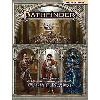 Pathfinder Lost Omens Gods  Magic P2 by Paizo Staff