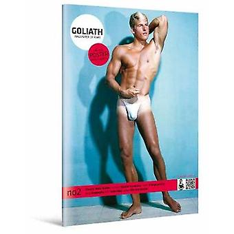 Classic Male Nudes  GOLIATH wallpaper of fame 2 by Walter Kundzicz