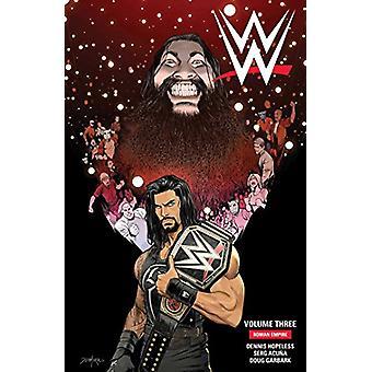 WWE Vol. 3 - Roman Empire by Dennis Hopeless - 9781684152025 Book