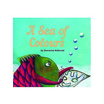 A Sea of Colours - Story Book by Samantha Malavasi - 9789383222759 Book