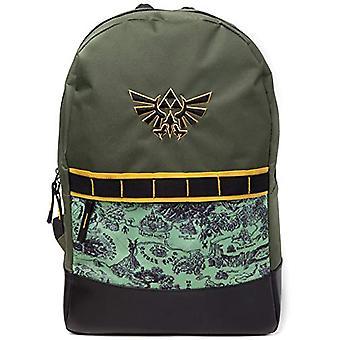 DIFUZED Sac dos NINTENDO Legend of Zelda Backpack for children - 28 cm - Green (Vert)