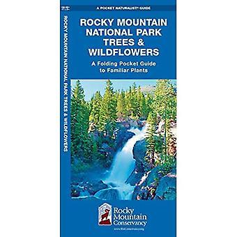 Rocky Mountain National Park Trees & Wildflowers