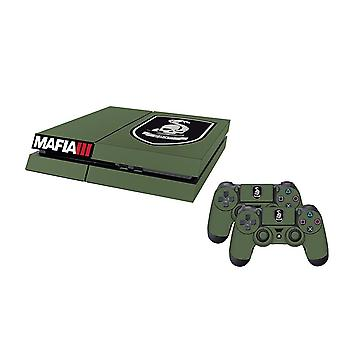 Official Mafia 3 223rd Infantry PS4 Console Skin
