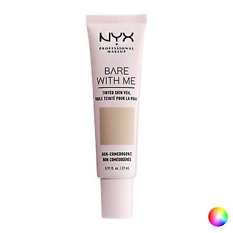 Make-up Foundation Bare With Me NYX (27 ml)/luz pálida 27 ml