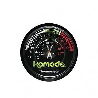 Komodo Habitat hüllő hőmérő