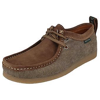Mens Nicholas Deakins Casual Shoes Shara