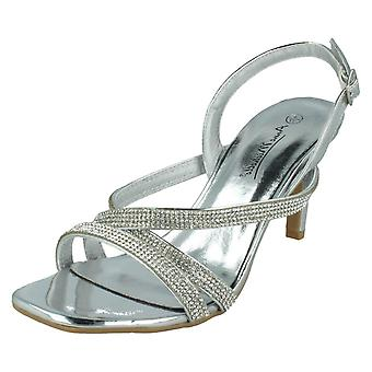 Ladies Anne Michelle Slingback Sandals F10986