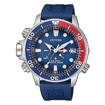 Citizen Promaster BN2038-01L Aqualand Eco-Drive herenhorloge 46.5 mm
