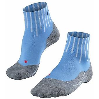 Falke Trekking 5 Equalizer Short Socks - Blue Note