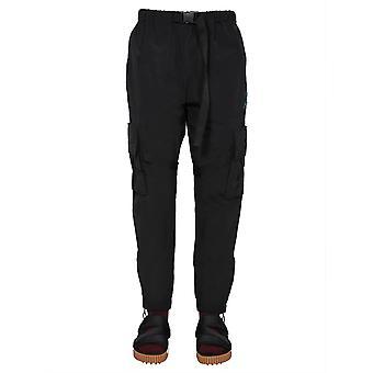 Omcf004r20g380221001 Homme-apos;s Pantalon en coton noir