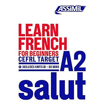 Learn French Level 2 - Apprendre le francais pour anglophones by Antho