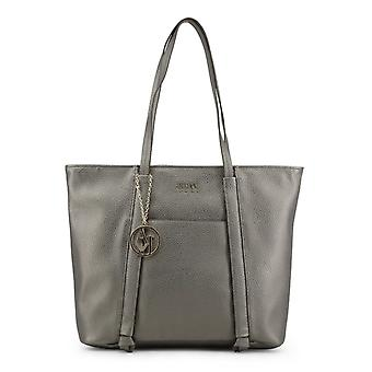 Woman leather shopping shopping totes aj77559