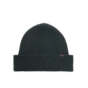 Paul Smith Logo Cashmere Beanie