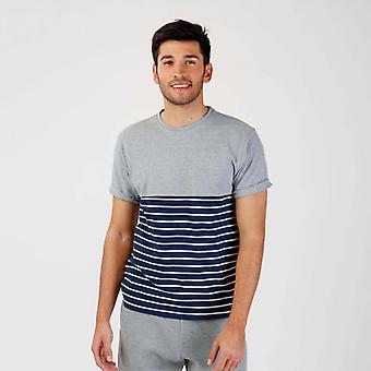T-shirt Grigio Indo