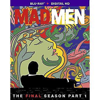 Mad Men: Final Season Part 1 [BLU-RAY] USA import