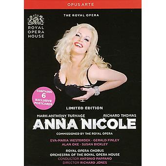 Anna Nicole [DVD] USA import